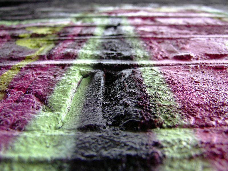 Download Graffiti detail stock image. Image of ghetto, vandalism - 1398337