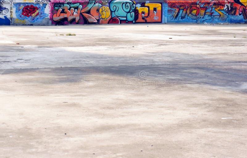Graffiti esterni immagine stock libera da diritti