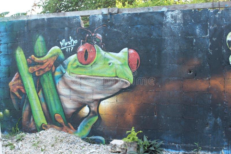 Graffiti-Kunst lizenzfreie stockfotos