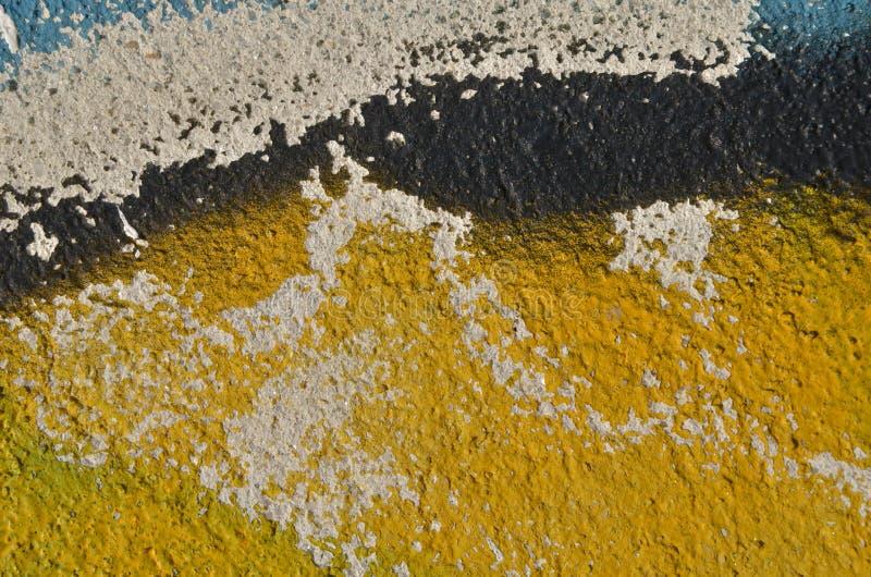 Graffiti multicolore photos stock