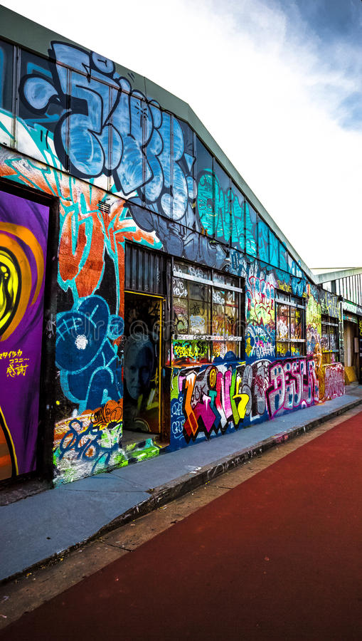 Graffiti Photography royalty free stock photos