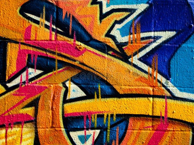 graffiti segment obraz stock