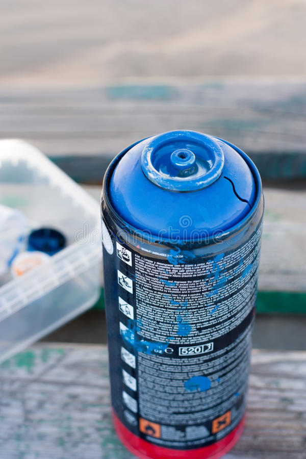 Free Graffiti Spray Can S Royalty Free Stock Images - 21245779
