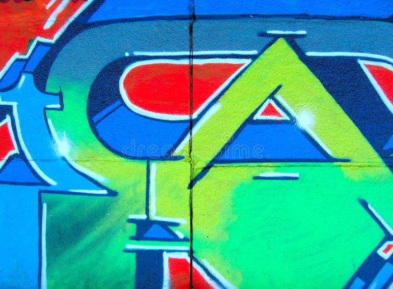 Graffiti.Texture royalty free stock photos