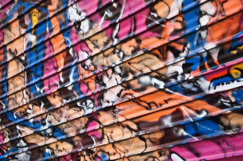 Graffiti texture royalty free stock photo