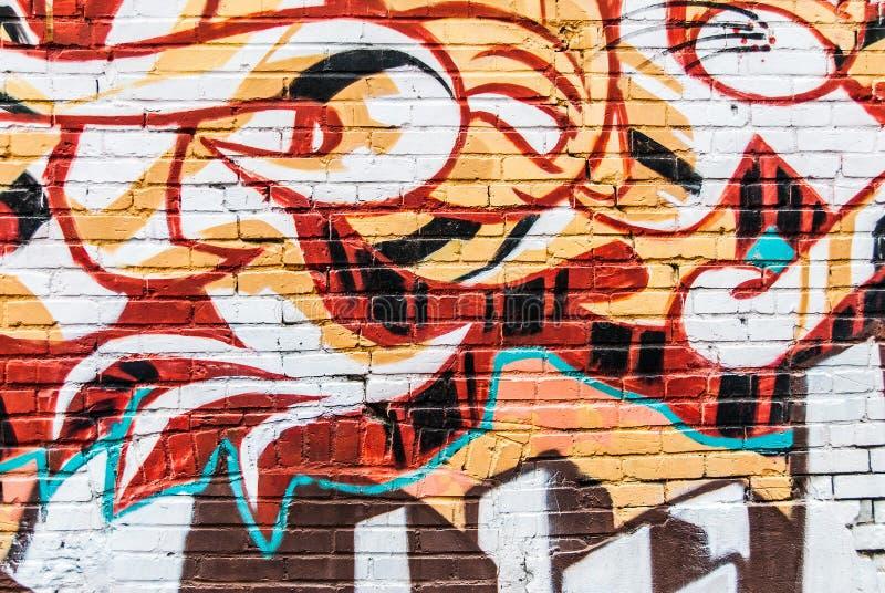 Download Graffiti Wall stock image. Image of urban, vandalism - 52360725