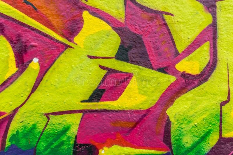 Graffiti World vector illustration