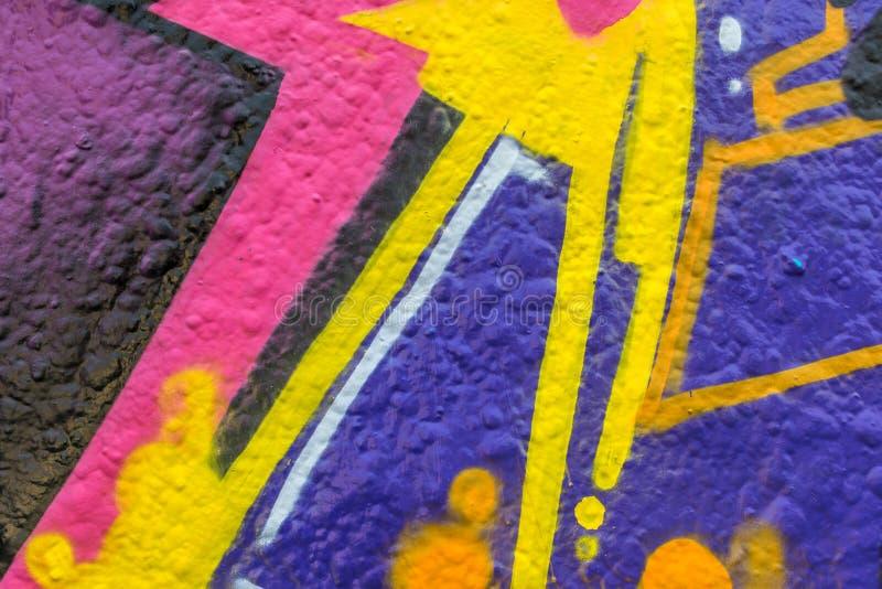 Graffiti World stock illustration