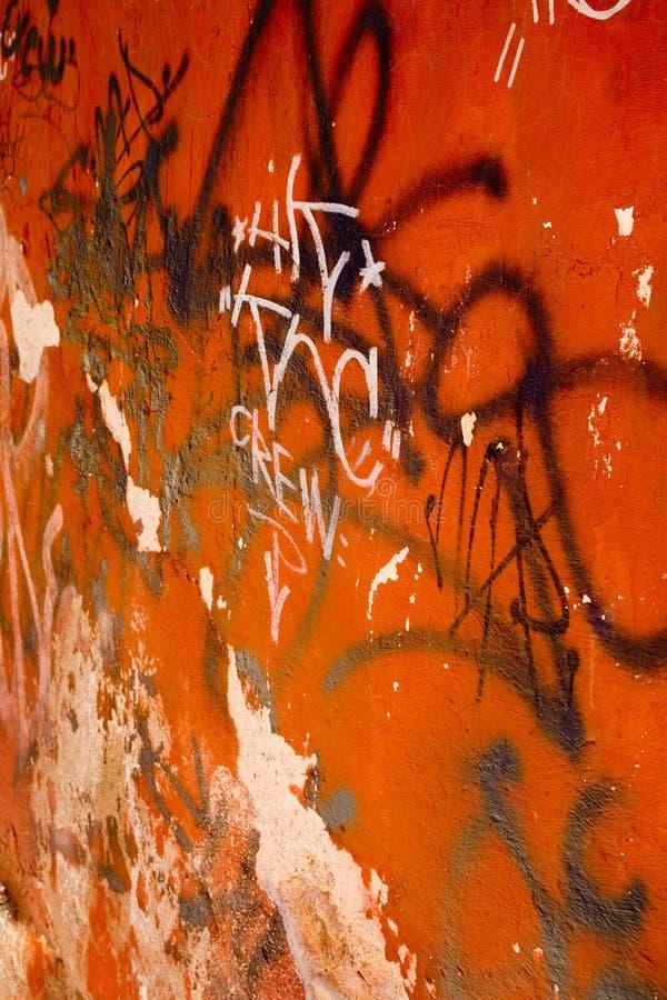 graffiti załogi zdjęcie royalty free