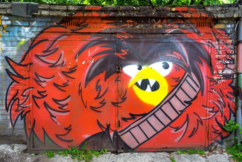 Graffity 免版税库存图片