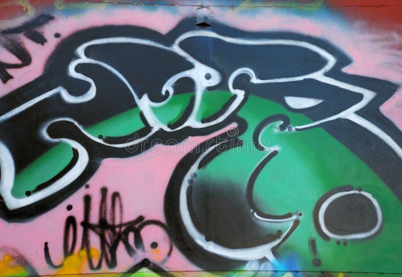 Graffity agradable imagen de archivo