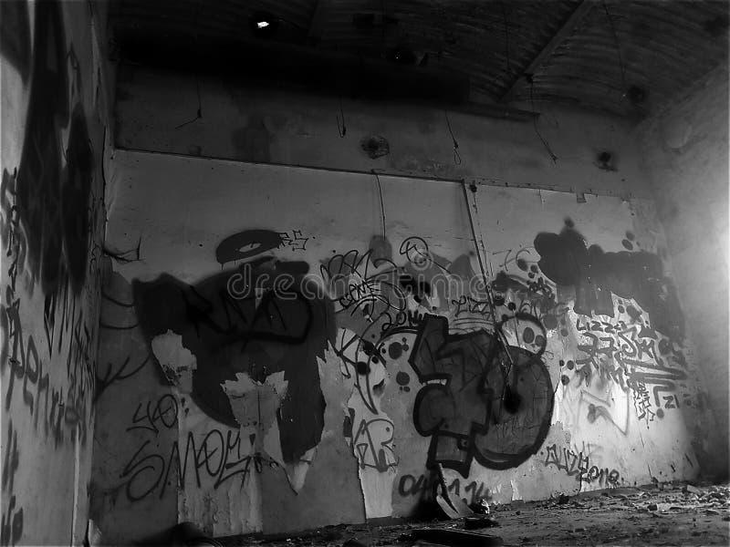 Graffity zawsze był sztuką fotografia royalty free