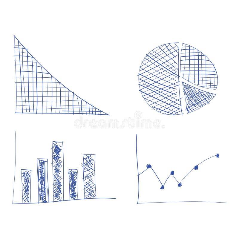 Download Grafhic ilustracja wektor. Ilustracja złożonej z niepowodzenia - 53789967