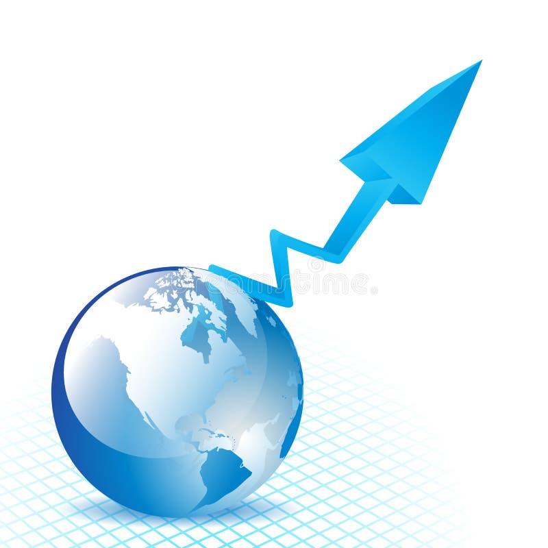 Grafico illustrazione di stock