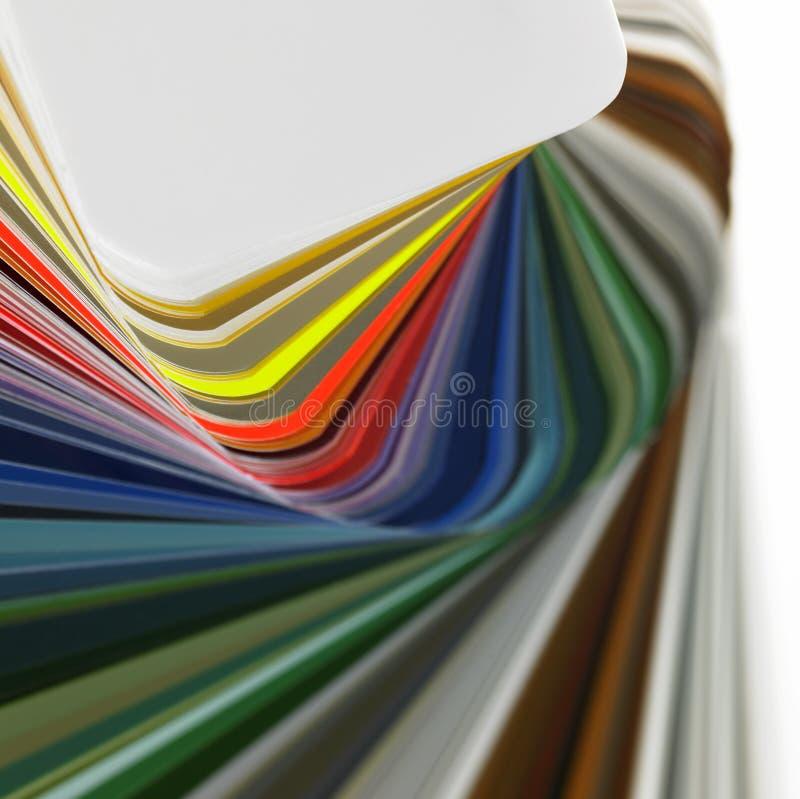 Grafico a colori astratto immagine stock