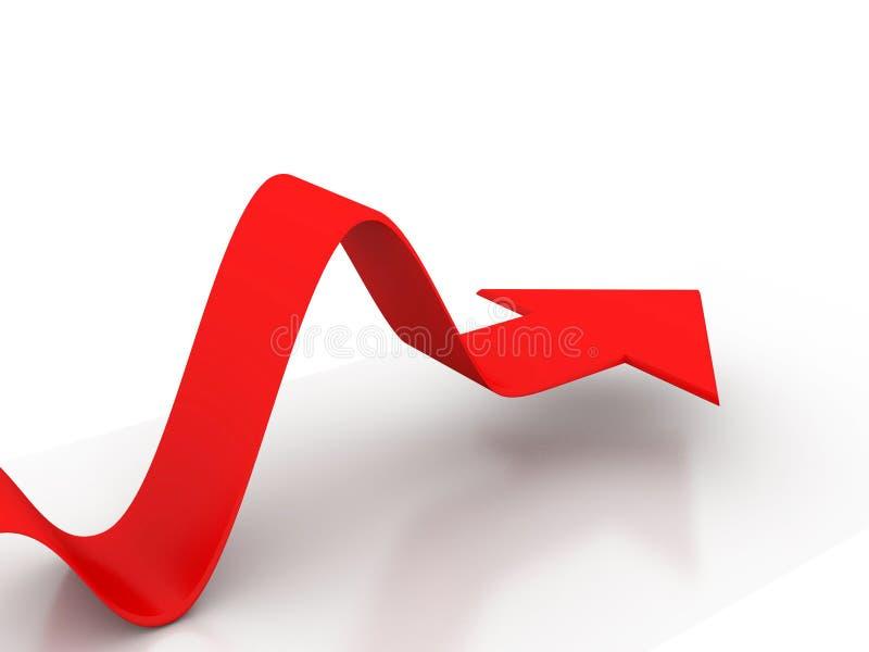 Grafico commerciale 3d immagine stock libera da diritti
