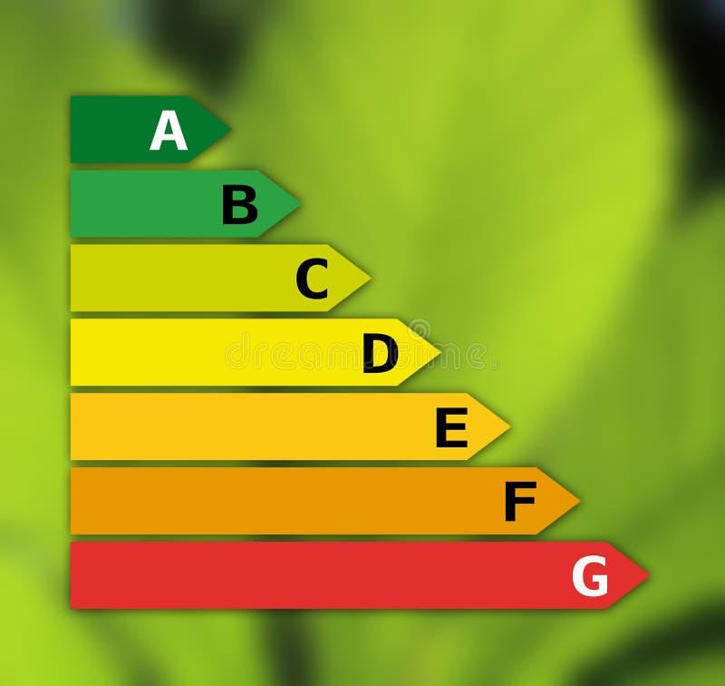 Grafico di efficacia di energia royalty illustrazione gratis