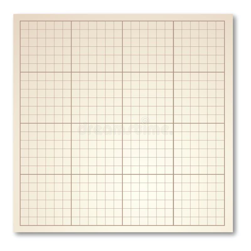 Grafico di griglia royalty illustrazione gratis