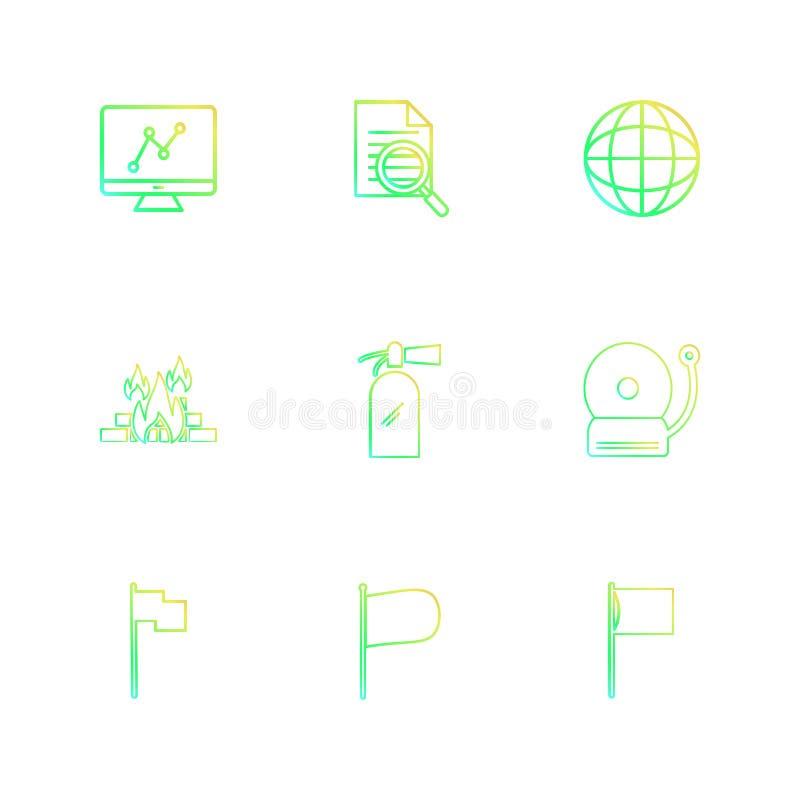 grafico, documento, campana, fuoco, seo, tecnologia, Internet, Florida royalty illustrazione gratis
