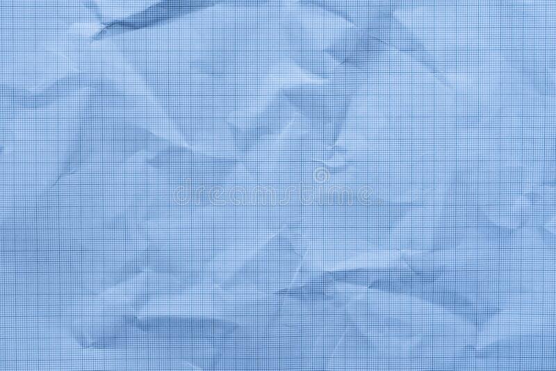 Grafico o struttura e fondo sgualciti della carta di modello immagini stock