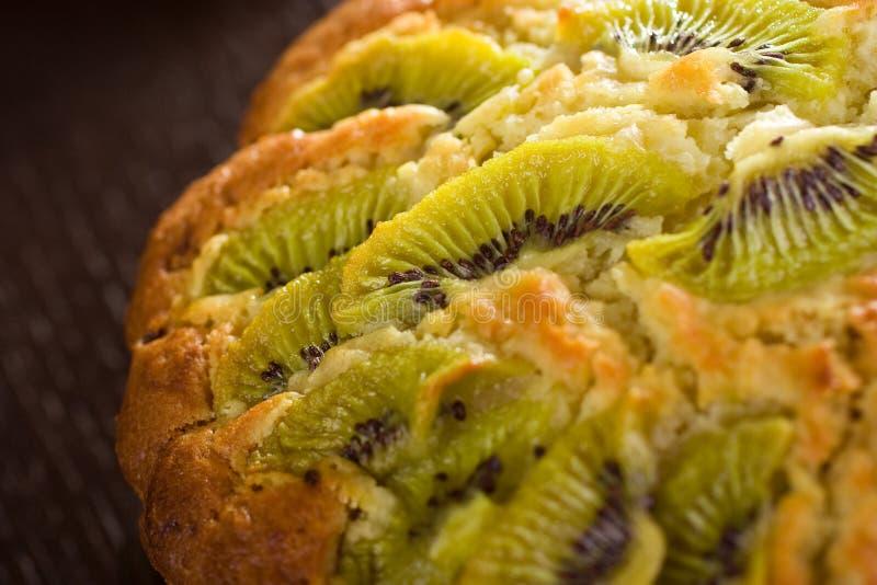 Grafico a torta del Kiwi immagine stock