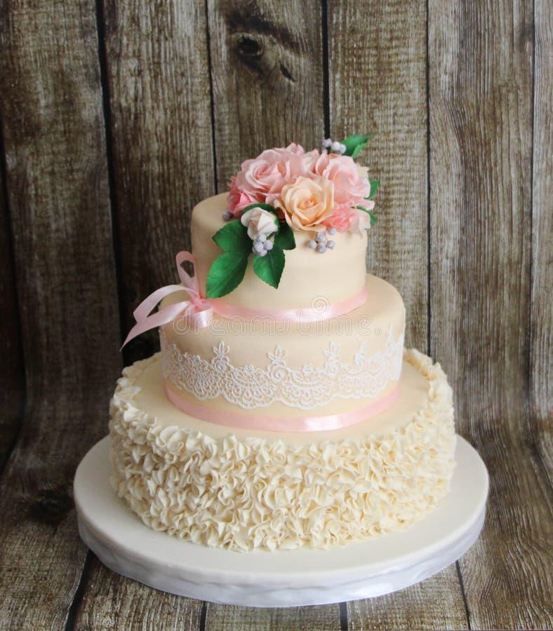 Grafico a torta 8 di cerimonia nuziale immagine stock