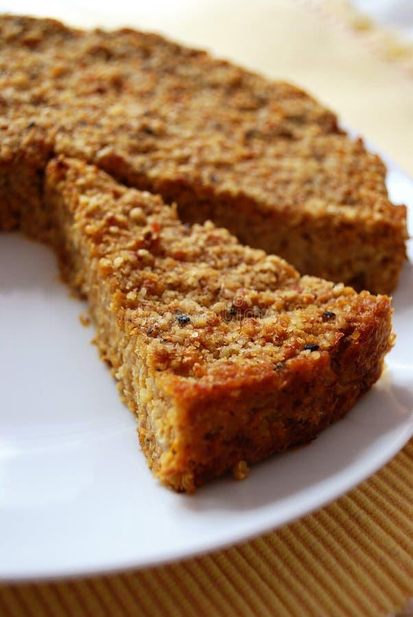 Grafico A Torta Di Zucca E Del Miglio Fotografia Stock