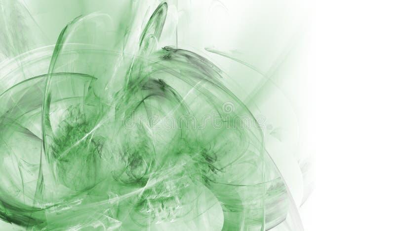 Grafico verde 1 di affari royalty illustrazione gratis