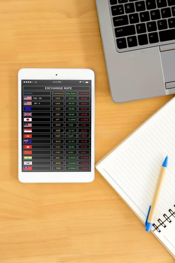 Grafieken en grafiekenelementensmartphone stock afbeeldingen