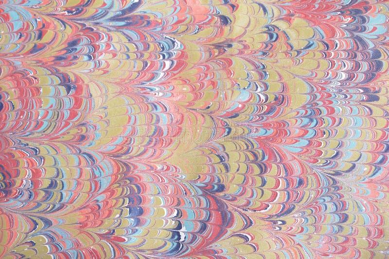 grafiki tło wykładać marmurem papier obrazy stock
