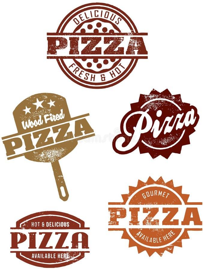 grafiki wyśmienita pizza