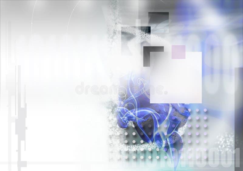 Grafische computer - I vector illustratie