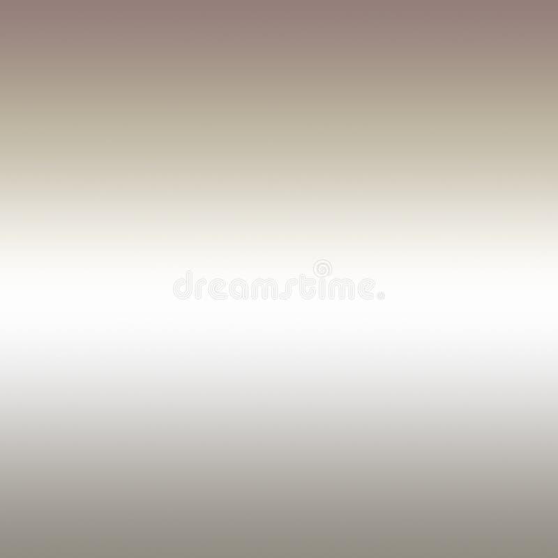 Grafische glanzende de gradiëntsamenvatting van de ACHTERGROND GOUDEN ZILVEREN METAALtextuur stock illustratie