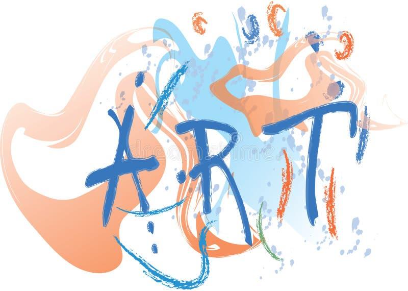 Grafische Kunst 001 royalty-vrije stock fotografie