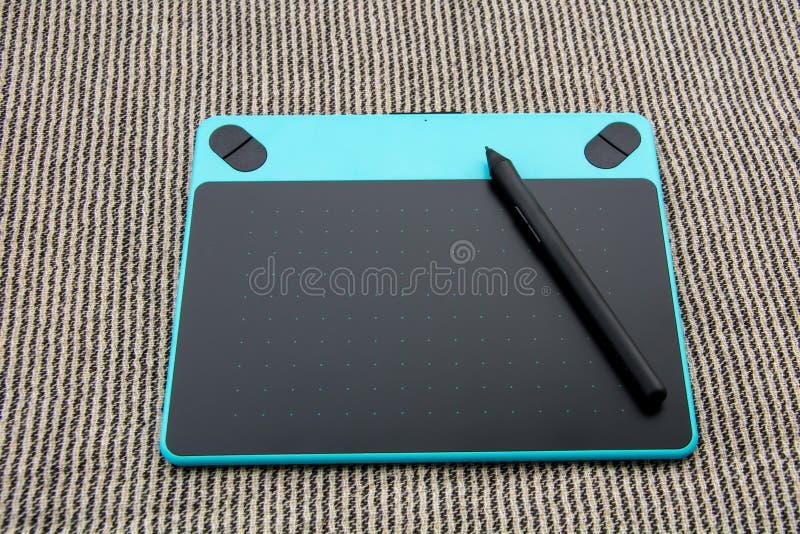 Grafische tablet stock fotografie