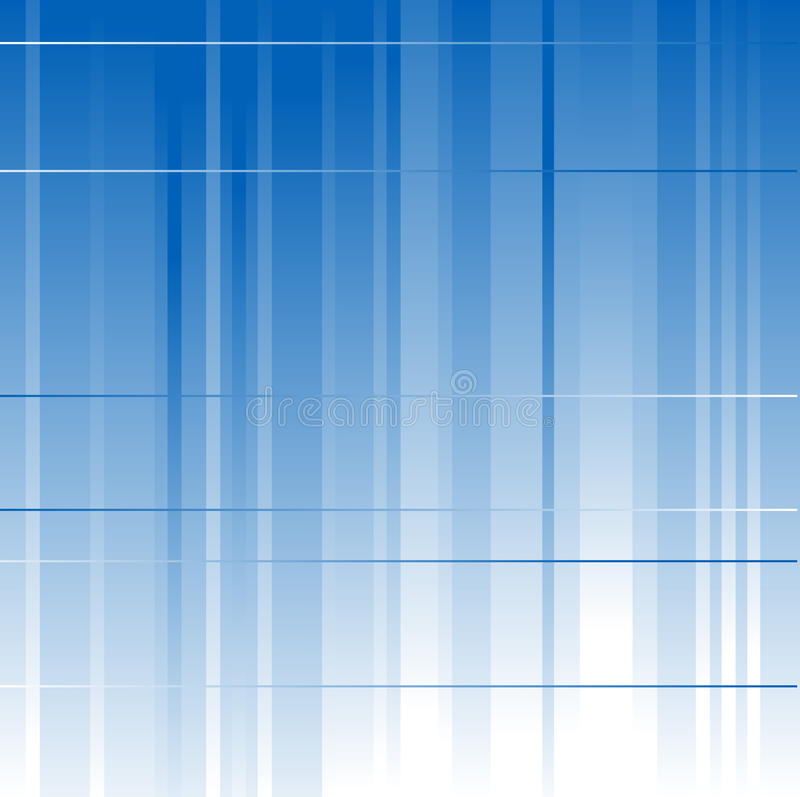 Grafische Zeilen lizenzfreie abbildung