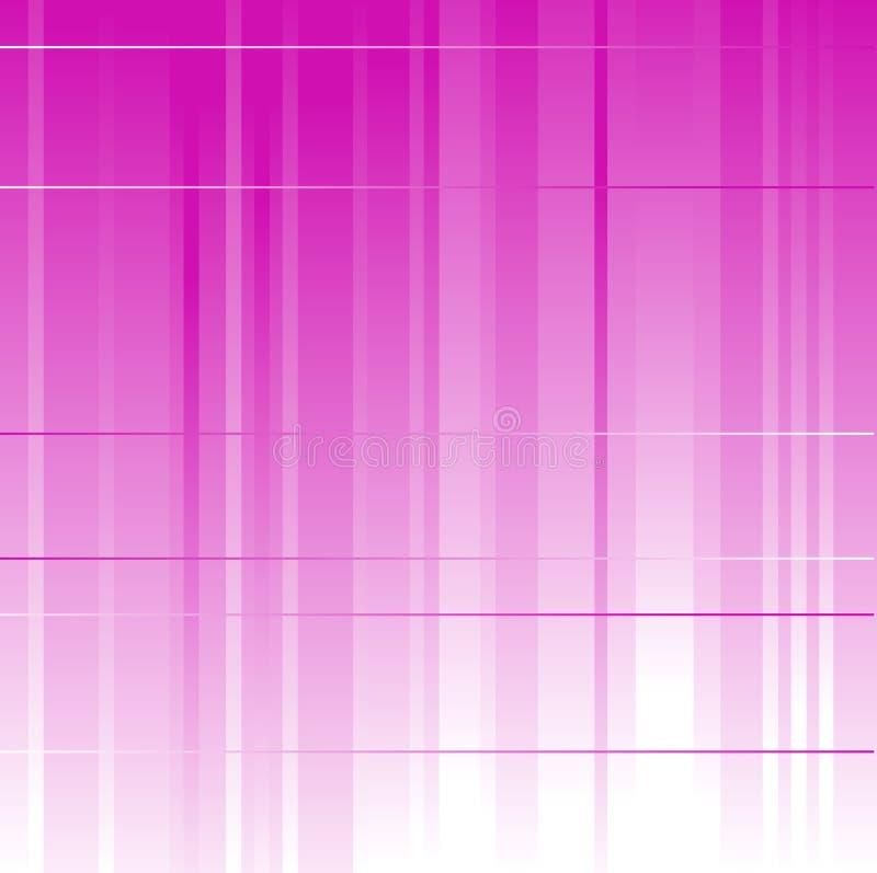Grafische Zeilen stock abbildung