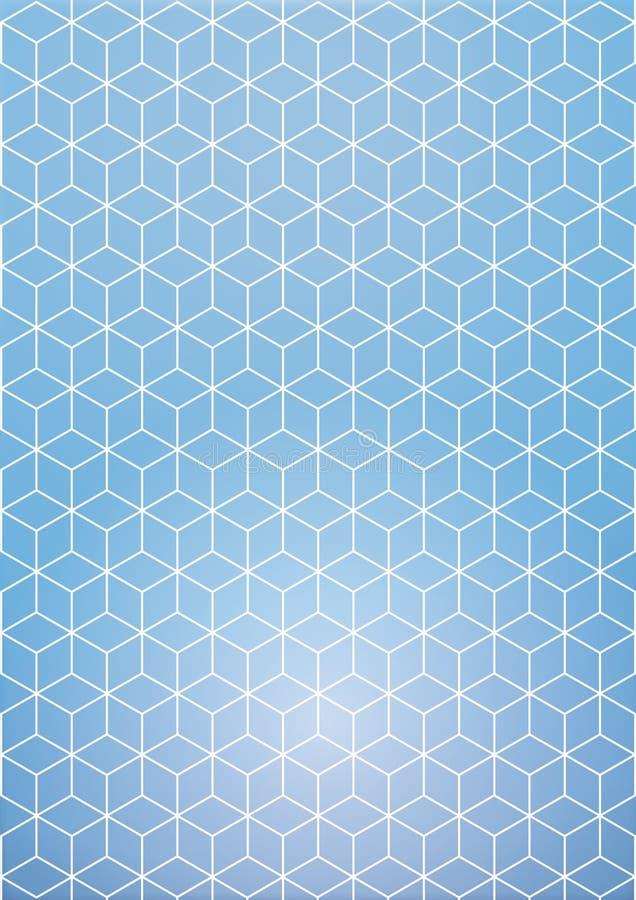 Grafisches Hintergrund-Muster lizenzfreies stockbild