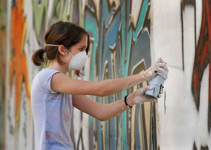 grafiti 09 royaltyfri bild