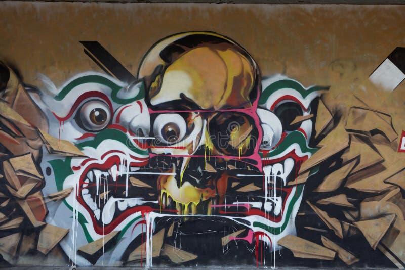 Grafiti images stock