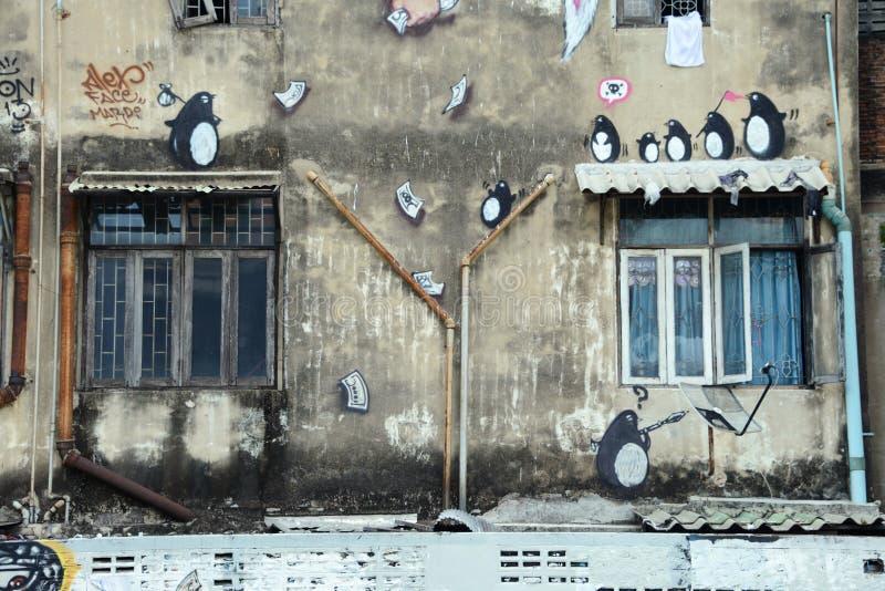Grafiti stockfotos