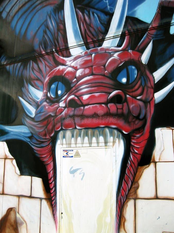 Grafitis foto de archivo