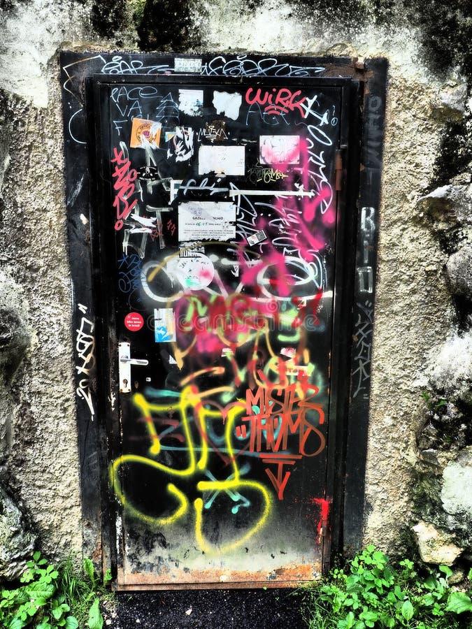 Grafitti stock images