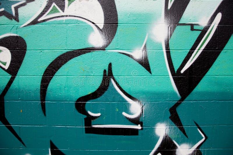 Grafittis imagens de stock