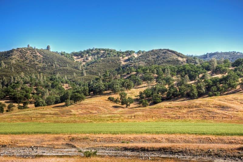 Grafschaft San-Benito, Kalifornien stockfoto