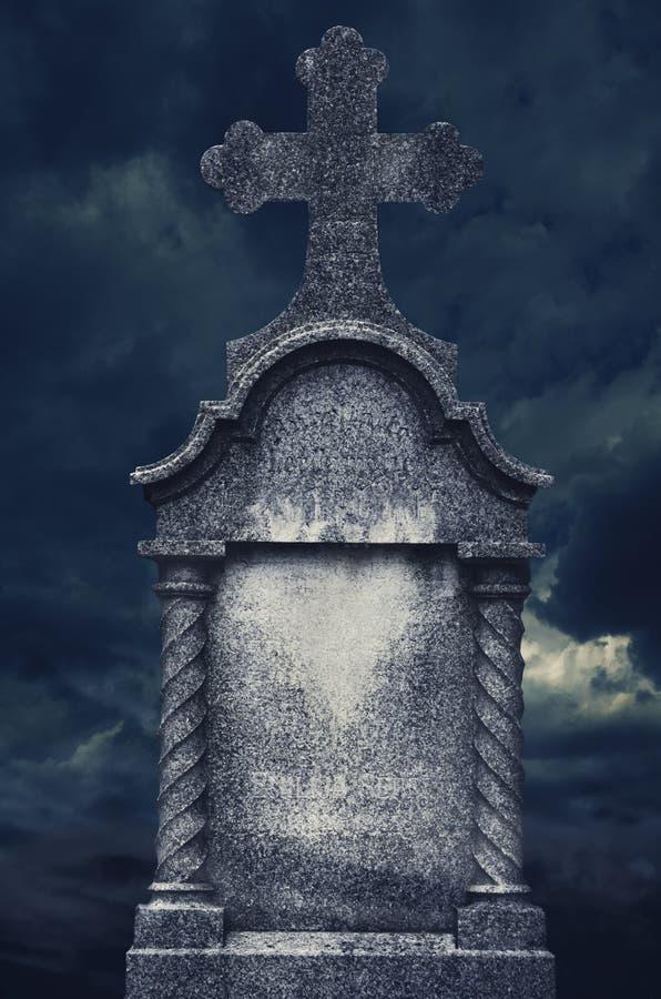 grafsteen stock foto