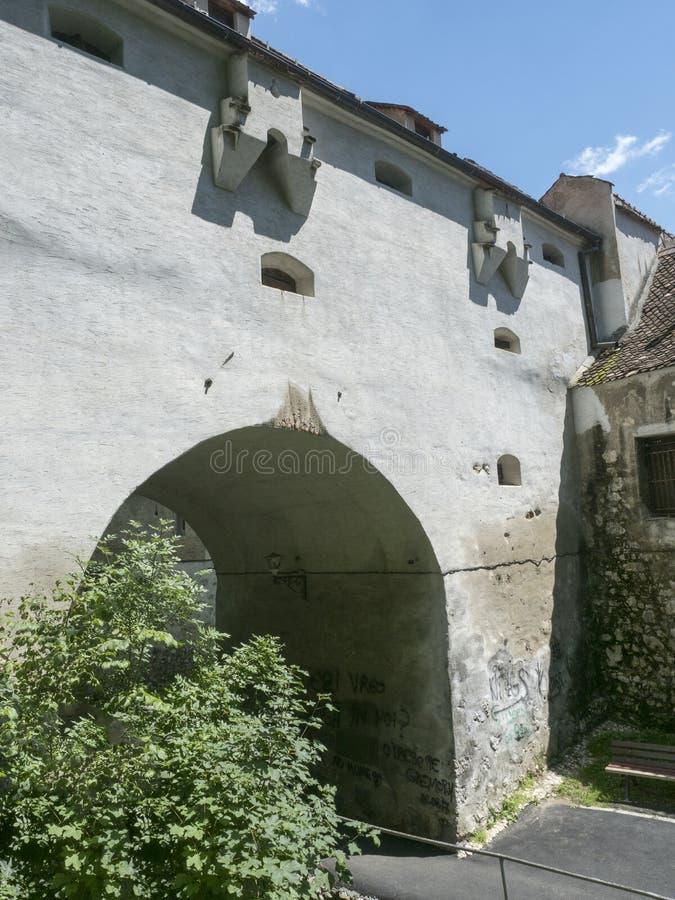 Graft Bastion, Brasov stock images