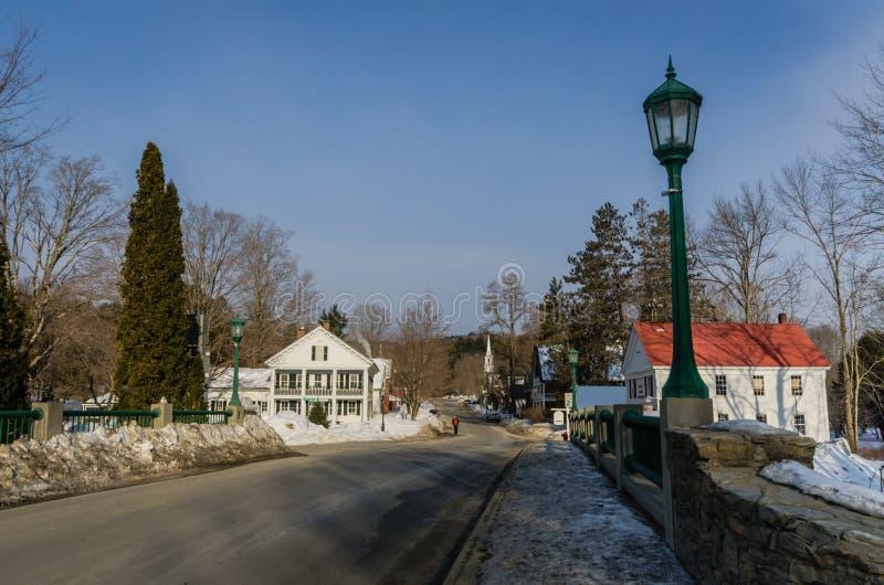 Grafton Vermont obrazy stock