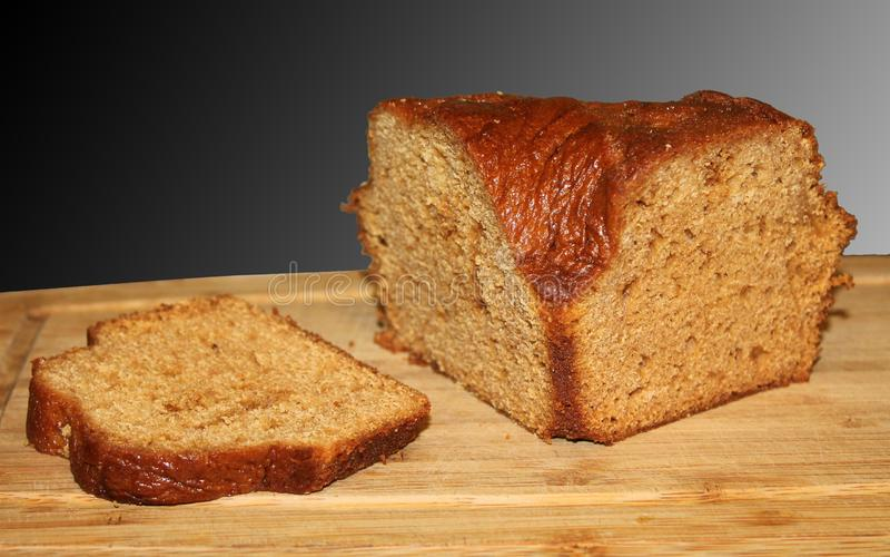 Graham Bread, Bread, Pumpkin Bread, Beer Bread royalty free stock photo
