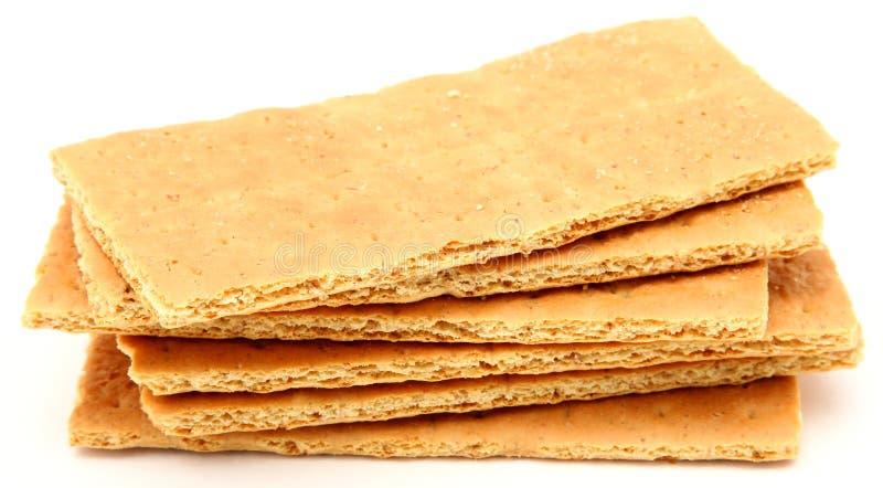 Graham-Cracker lizenzfreie stockbilder
